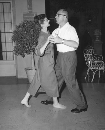 Audrey Hepburn, Billy Wilder