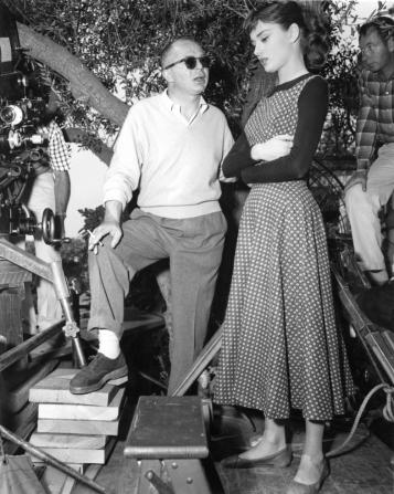 Billy Wilder, Audrey Hepburn