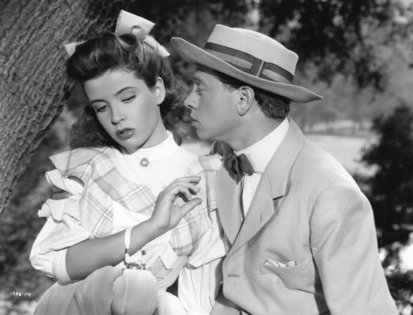 Mickey Rooney, Gloria De Haven