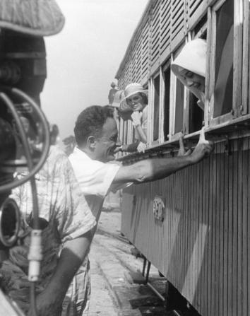 Fred Zinnemann, Audrey Hepburn