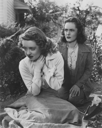 Bette Davis, Geraldine Fitzgerald