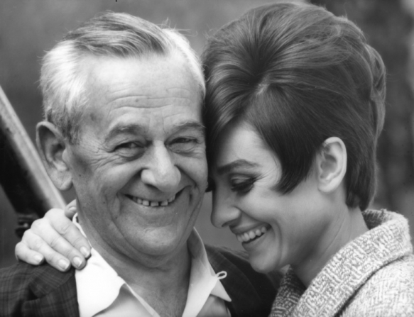 William Wyler, Audrey Hepburn