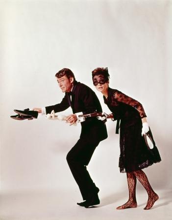 Peter O'Toole, Audrey Hepburn