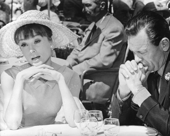 Audrey Hepburn, William Holden