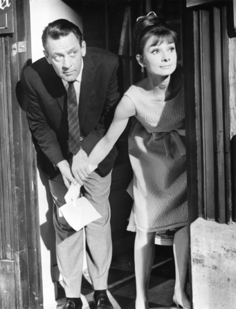 William Holden, Audrey Hepburn