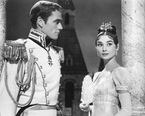 Mel Ferrer, Audrey Hepburn