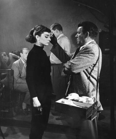 Audrey Hepburn, Perc Westmore