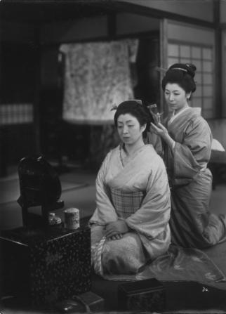 Kinuyo Tanaka, Sadako Sawamura