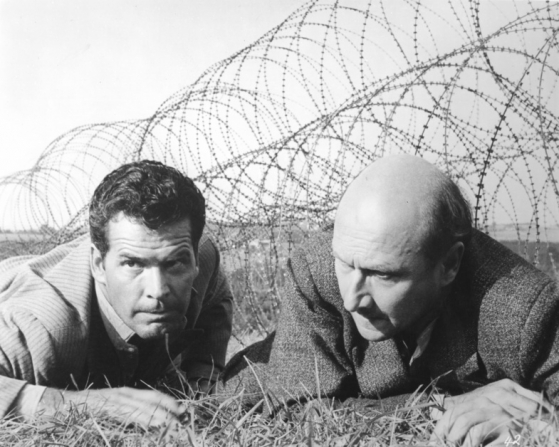 James Garner, Donald Pleasence