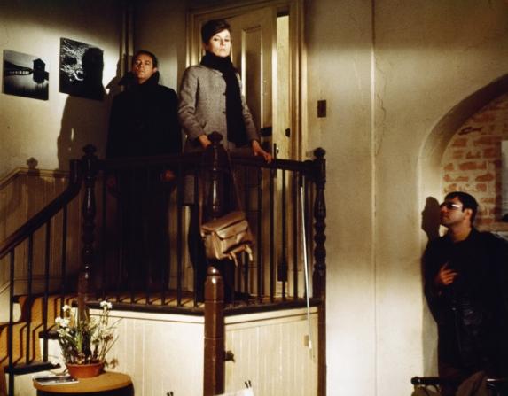 Richard Crenna, Audrey Hepburn, Alan Arkin