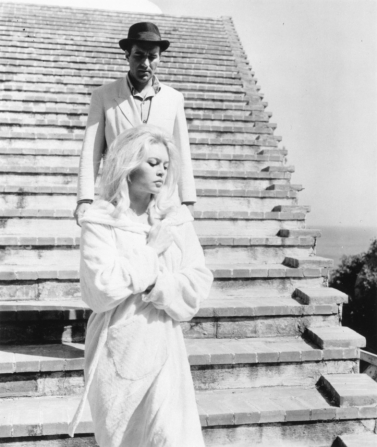 Brigitte Bardot, Michel Piccoli