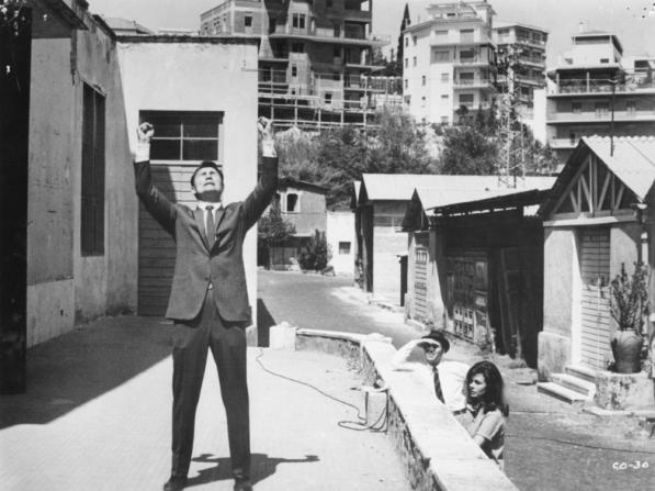 Jack Palance, Michel Piccoli, Georgia Moll
