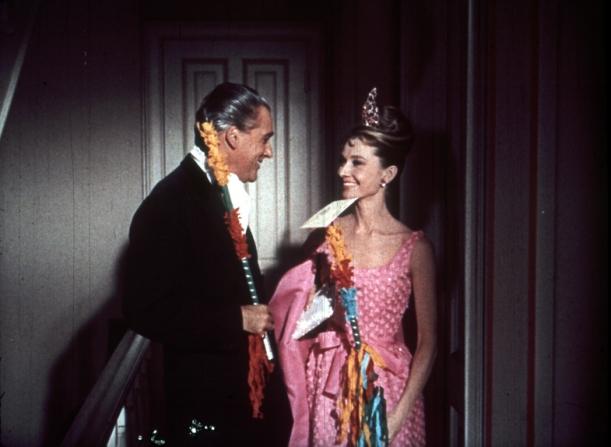 Audrey Hepburn, José Luis de Vilallonga