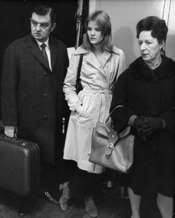 Bill Dean, Grace Cave, Sandy Ratcliff