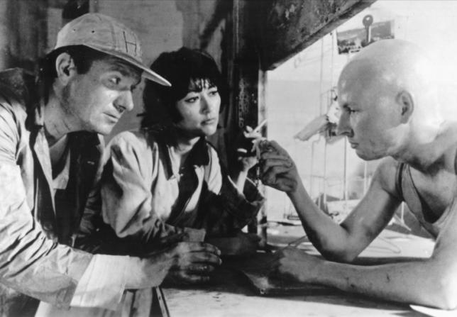 Michael Elphick, Me Me Lai, Lars von Trier