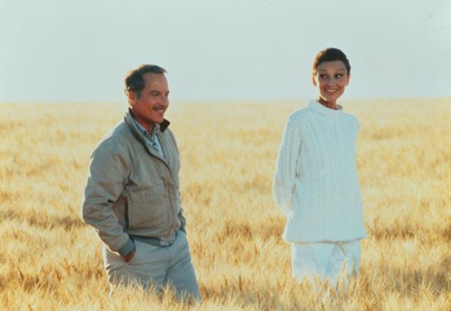 Richard Dreyfuss, Audrey Hepburn