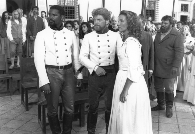 Denzel Washington, Kenneth Branagh, Emma Thompson