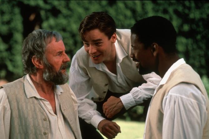 Robert Sean Leonard, Richard Briers, Denzel Washington