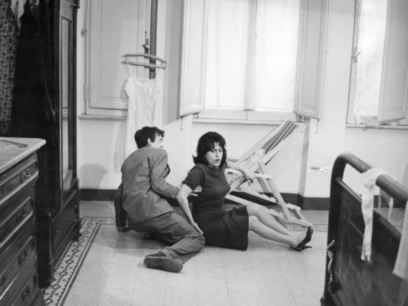Anna Magnani, Ettore Garofalo