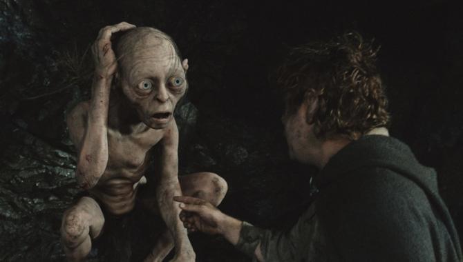Sean Astin, Andy Serkis