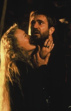 Mel Gibson, Glenn Close