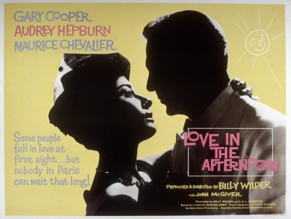 Audrey Hepburn, Gary Cooper