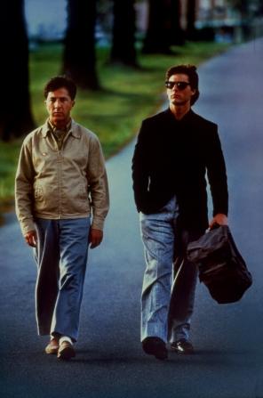 Tom Cruise, Dustin Hoffman