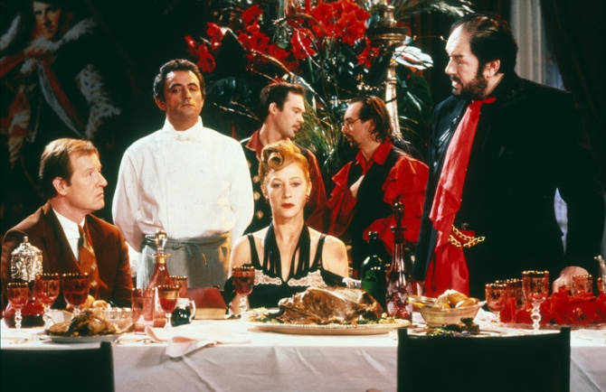 Alan Howard, Richard Bohringer, Helen Mirren, Ewan Stewart, Michael Gambon