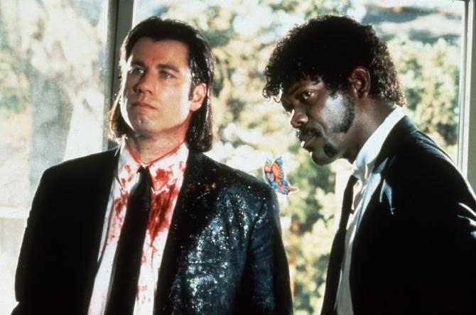 Samuel L. Jackson, John Travolta