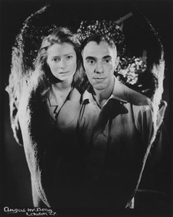 Derek Jarman, Tilda Swinton