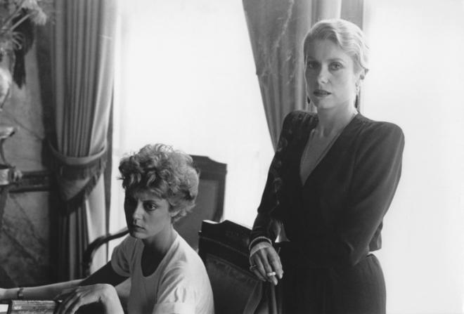 Susan Sarandon, Catherine Deneuve