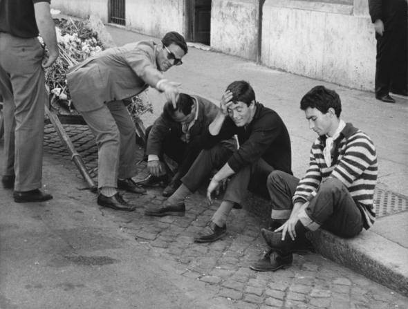 Franco Citti, Pier Paolo Pasolini