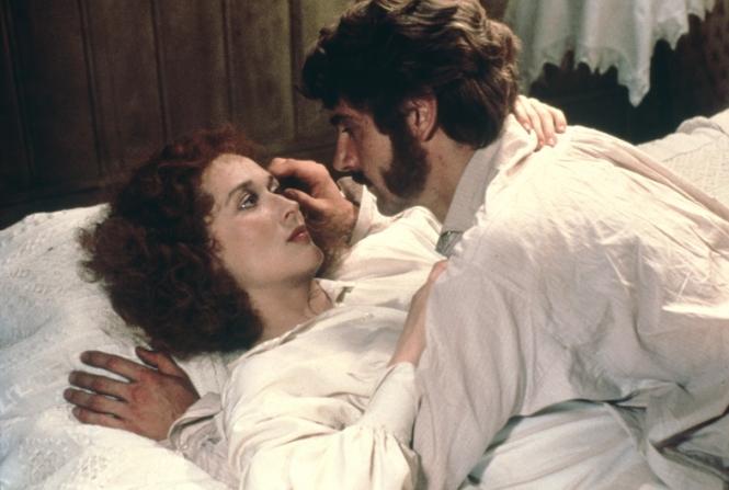 Meryl Streep, Jeremy Irons