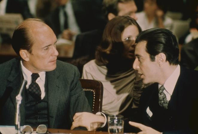 Robert Duvall, Al Pacino