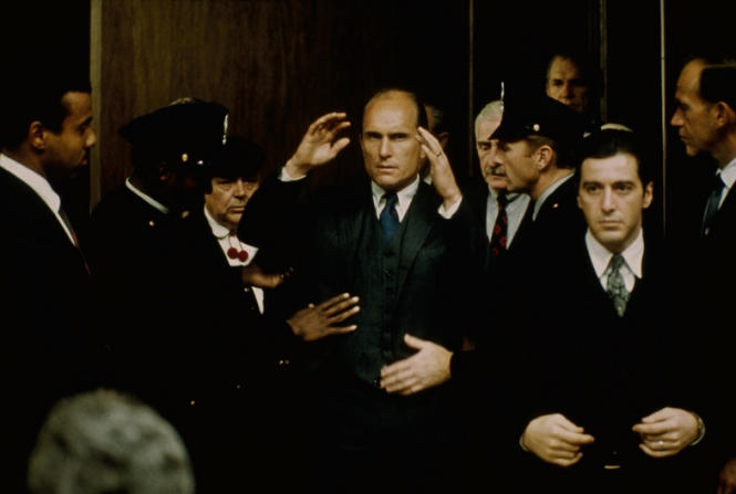 Al Pacino, Robert Duvall