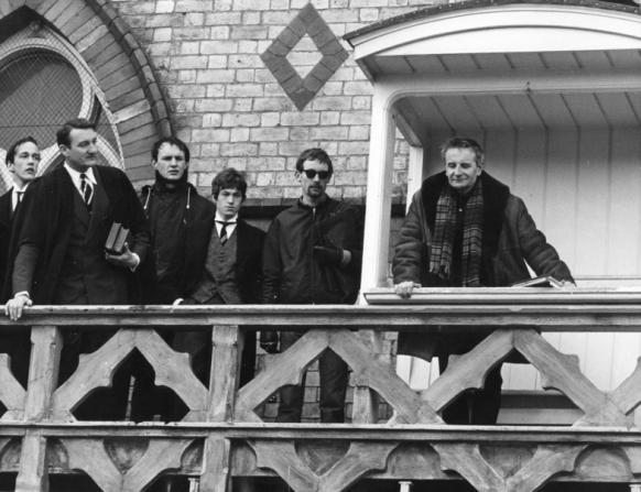 Peter Jeffrey, Tim Van Rellim, Stuart Baird, Lindsay Anderson