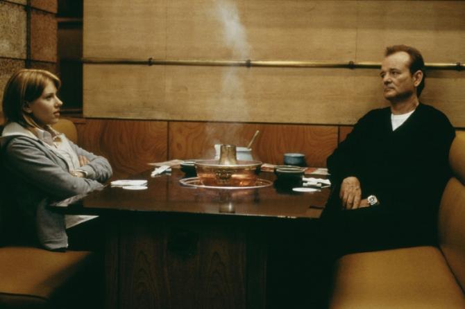 Scarlett Johansson, Bill Murray