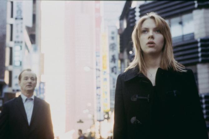 Bill Murray, Scarlett Johansson