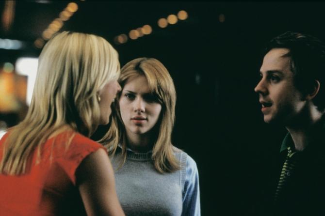 Anna Faris, Scarlett Johansson, Giovanni Ribisi