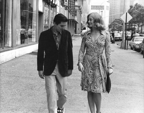 Robert De Niro, Cybill Shepherd