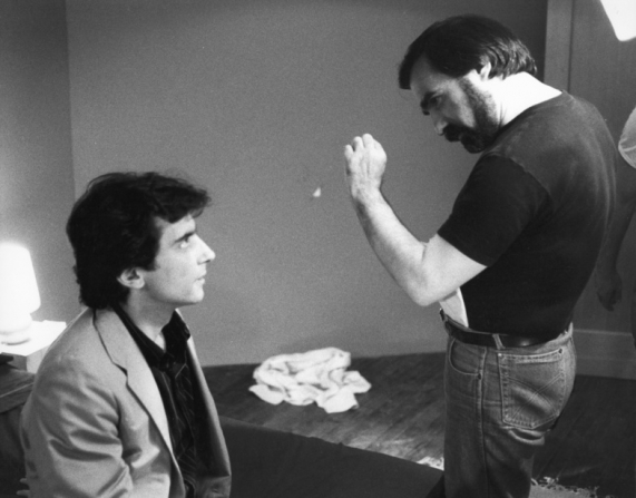 Griffin Dunne, Martin Scorsese