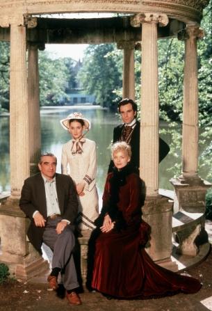 Martin Scorsese, Winona Ryder, Daniel Day-Lewis