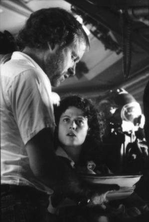 Ridley Scott, Sigourney Weaver