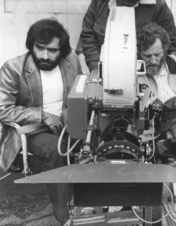 Martin Scorsese, Kent Wakeford