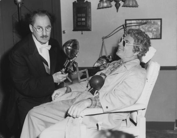 Groucho Marx, Harpo Marx