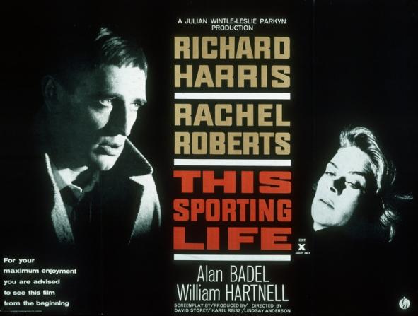 Richard Harris, Rachel Roberts