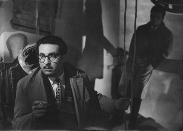 Franco Interlenghi, Leopoldo Trieste