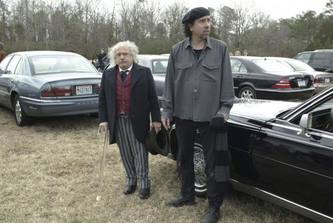 Tim Burton, Danny DeVito