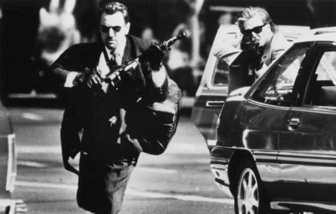 Robert De Niro, Val Kilmer