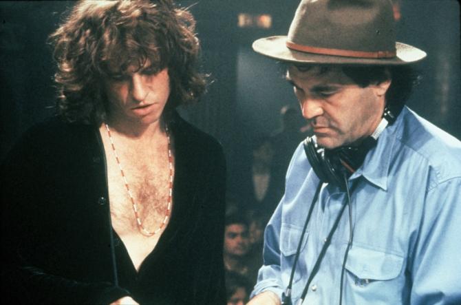 Val Kilmer, Oliver Stone